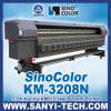 Konica Digital Printing Machine, Sinocolor Km 3208n, Km510/42pl Heads와 더불어, 1440dpi