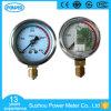50mm 스테인리스 또는 강철 상자 CNG 차 압력 표시기