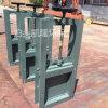 Form-Stahl-manueller gewundener Absperrschieber