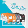 Máquina grande patenteada da remoção do cabelo do laser do Ponto-Tamanho 808nm da Não-Canaleta