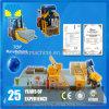 Hydraulischer konkreter Straßenbetoniermaschine-Block der Qualitäts-Qt15-15, der Maschine herstellt