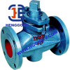 Valvola a rubinetto industriale della guarnizione del carbonio Steel/304 Matel di API6d
