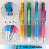 Multicolor promotionnel Ballpoint Pen avec Four Colors