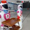 Robot de restaurant électrique automatique de l'arrivée de 2017 New Arrival Ym 520