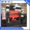 Tipo de marco máquina de vulcanización de goma de vulcanización de la prensa de la placa