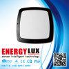 E-L01c de aluminio a presión la lámpara al aire libre del jardín de la fundición LED con la fotocélula
