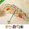 Qualità Full Colour Pattern Automatic Folding Umbrella per Gifts (FU-3821BFD)