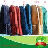 Перчатки овчины реальной зимы шерсти теплые сделанные в Китае