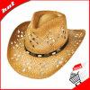 Chapéu do papel do chapéu de palha do chapéu de vaqueiro