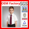 Uniforme scolaire de Boy S Primary et uniforme scolaire Coutume-effectué Shirt Design de Cotton