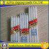Gabun White Candle Made durch Paraffin Wax