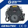 motore della benzina del motociclo del cilindro 678cc del gemello 2 di 19HP V