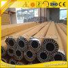 Disipador de calor de aluminio sacado redondo 6063 T5