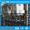 Tipo rotatorio vidrio o máquina de embotellado automática del animal doméstico para el jugo