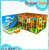 Спортивная площадка крытого Preschool сбывания конструкции оборудования горячего крытая