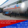 Semi propano líquido 60 do reboque 25mt, reboque do LPG do Semi-Trailer 000L