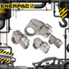 Enerpac серии W, Низкопрофильные шестигранные ключи