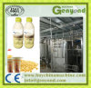 기계 간장 우유 기계를 만드는 콩 우유