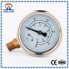 La meilleure mesure remplie liquide de pression d'huile de 2 pouces avec le prix usine