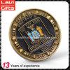 Kundenspezifische antike Andenken-Münze des Gold3d