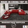 2017新しいUの形の居間の家具のDivan Soffa