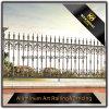 Nuevo cerca modificada para requisitos particulares del jardín de la seguridad del estilo color decorativo para la venta