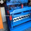 Rullo d'acciaio lustrato delle mattonelle di tetto che forma macchina