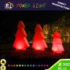 屋外LEDの木を変更するクリスマスの装飾カラー