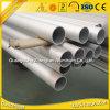 Tubo redondo de aluminio de anodización del OEM