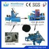 기계를 재생하는 슈레더 기계 또는 타이어를 재생하는 폐기물 타이어