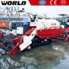 Moissonneuse de cartel de poids léger de paddy de la marque 4lz-4.0e du monde