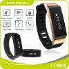 Bracelete de relógio esperto do podómetro da saúde de Bluetooth da forma