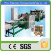 Línea de producción de tuberías de papel de cemento con máquina de impresión