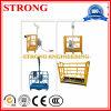 Panier à haute altitude de construction d'acier inoxydable de cage d'exécution avec la conformité d'ABS