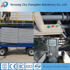 Große Förderung-elektrischer Plattform-Aufzug mit hydraulischem Becken