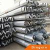 ISO-heißes BAD galvanisieren achteckige oder runde Stahlbeleuchtung Polen der straßenlaterne-Pole-Lampen-4m