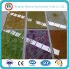 verre feuilleté coloré par 10.76mm de PVB