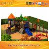 de 114mm Gegalvaniseerde Post Kleurrijke Luxueuze StandaardApparatuur van de Speelplaats van Kinderen Openlucht