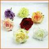 Elementi promozionali del regalo della testa di fiore della Rosa del panno della Rosa della decorazione di cerimonia nuziale di alta qualità 2016 materiali capi artificiali