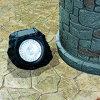 راتينج حجارة [4لد] شمسيّة مرج ضوء حديقة ضوء