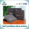 Bolsas de papel de impresión de regalo con la caja (para los inmuebles)