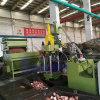 Imprensa de ladrilhagem automática das partículas de bronze (CE)
