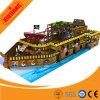 Спортивная площадка корабля пирата парка крытых малышей верхнего качества коммерчески