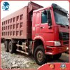 360HP Sinotruck 정면 Lifting Dump Bucket Style 6*4 화물 Delivery Used HOWO Heavy Truck