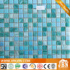 녹색 및 Blue Bathroom 및 Swimming Pool Glass Mosaic (H420104)