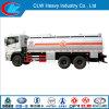 Dongfeng 10 바퀴 18cbm 20cbm 연료 탱크 트럭