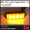 極度の明るいLEDの表面取り付けのグリルの警報灯