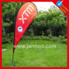 Customed Beach Flags, Feather Flag pour Advantising