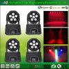 Fabricante principal móvil de la iluminación de la colada de la etapa caliente de las ventas LED