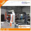 Flexo 4 Farben-nicht gesponnene Hhhochhdruck-Druckmaschinen